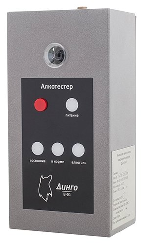 Алкотестер Динго B-01 фото 1