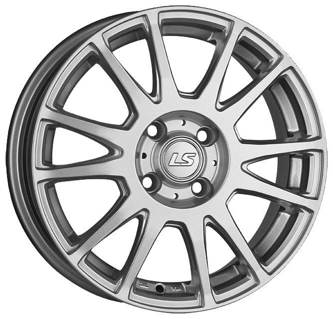 Колесный диск LS Wheels LS896 6x15/4x100 D54.1 ET48 S