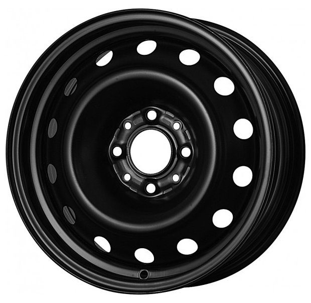 Колесный диск Magnetto Wheels 14003 5.5x14/4x98 D58.5 ET35 Black