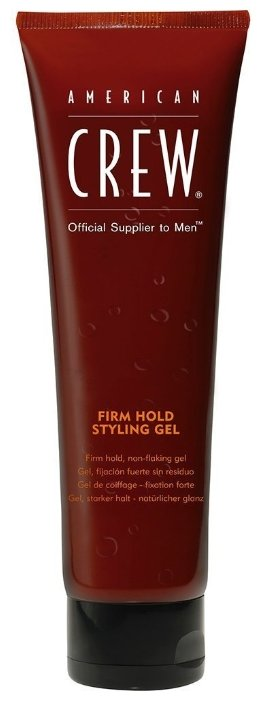 American Crew гель для укладки Firm Hold Styling Gel