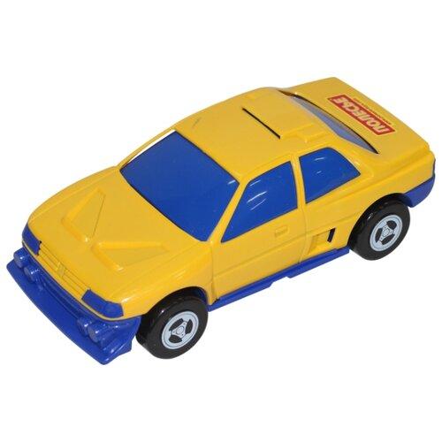 Купить Легковой автомобиль Полесье Лидер (5952) 22 см, Машинки и техника