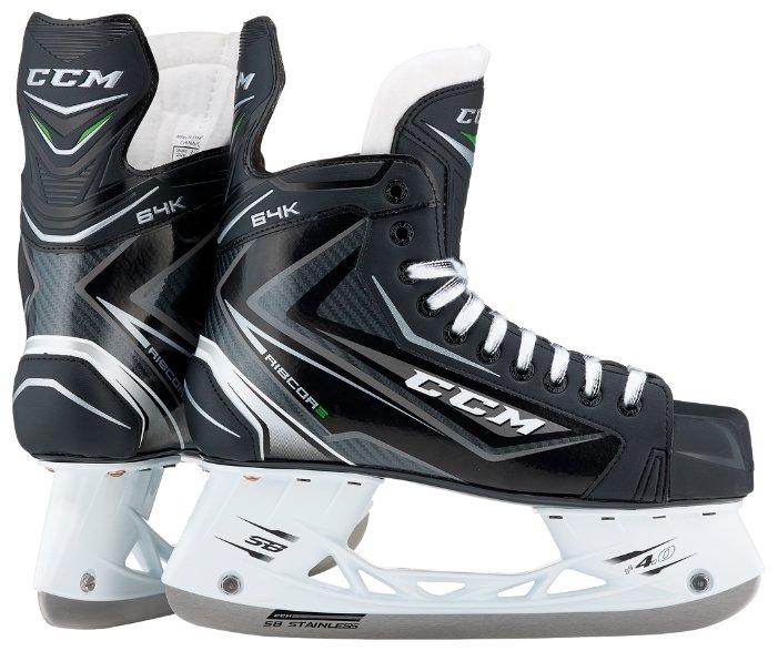 Коньки хоккейные CCM RIBCOR 64K SR (EE, 9)