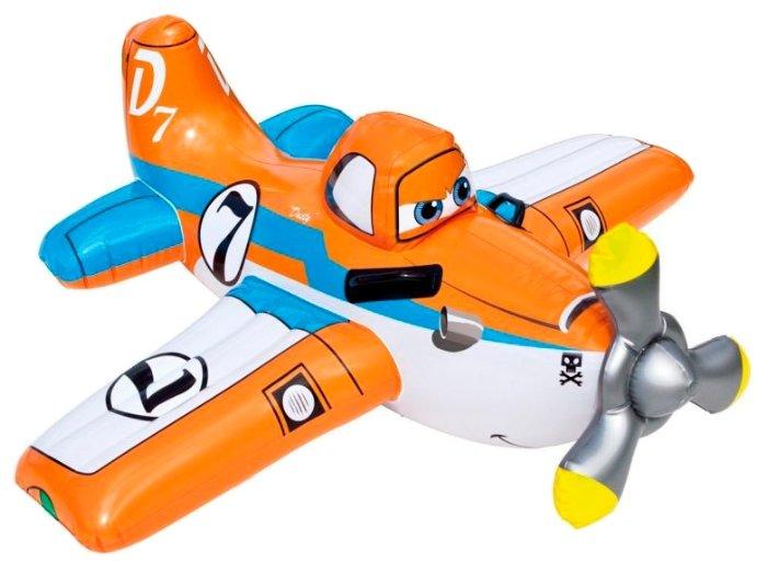 Надувная игрушка-наездник Intex Planes Disney 57532
