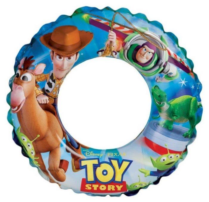 Надувной круг Intex История игрушек 58253