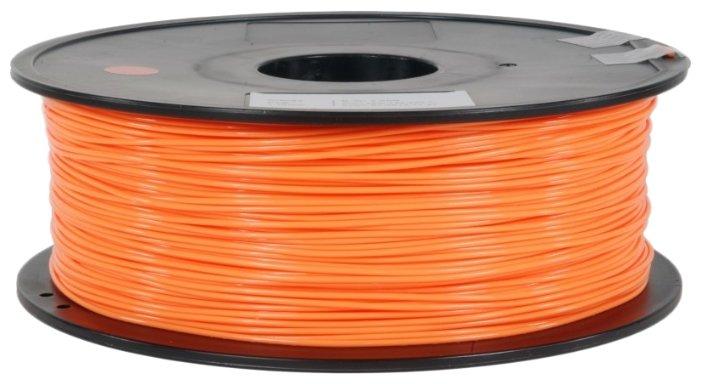 PLA пруток FL-33 1.75 мм оранжевый флуоресцентный