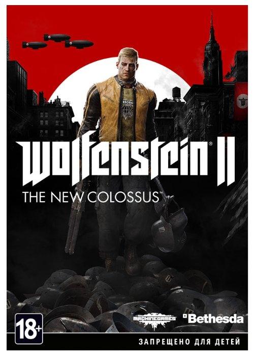 Bethesda Softworks Wolfenstein II: The New Colossus