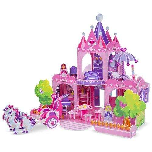 Купить 3D-пазл Melissa & Doug Кукольный домик (9462), 100 дет., Пазлы