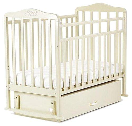 Кроватка Sweet Baby Luciano Wenge (Венге)