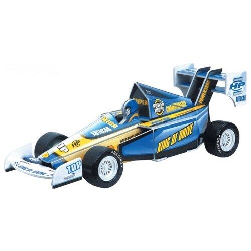 3D-пазл Pilotage 3D Спортивная машина M синяя (RC39886) машина радиоуправляемая pilotage topracer xb