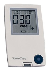 Глюкометр SensoCard C автоматическим кодированием