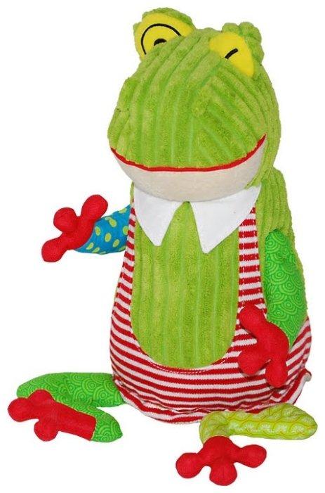 Мягкая игрушка Deglingos Лягушонок Croakos 31 см