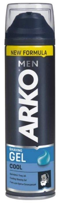 Гель для бритья Cool Arko