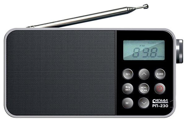 Радиоприемник Сигнал ELECTRONICS Сигнал РП-230