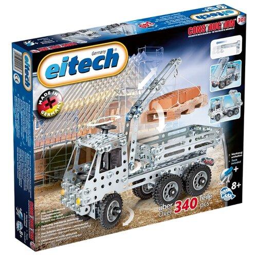 Конструктор Eitech Classic C301 Автокран конструктор eitech exclusive c12 космический челнок