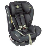 Автокресло группа 1/2/3 (9-36 кг) Happy Baby Spector black