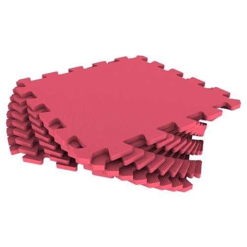 Купить Коврик-пазл ЭкоПолимеры универсальный 33х33, Игровые коврики