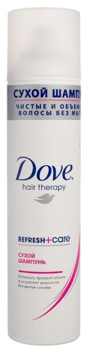 Сухой шампунь Dove Refresh+Care, 250 мл