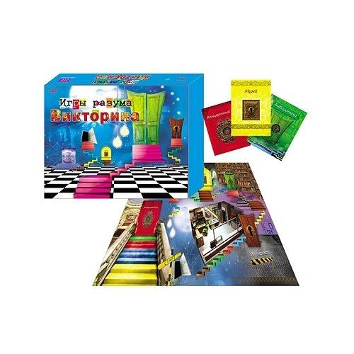 Настольная игра Рыжий кот Игры разума И-1141Настольные игры<br>