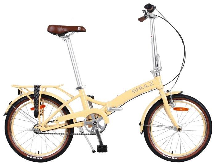 Велосипед Shulz GOA Coaster (2020) Красный