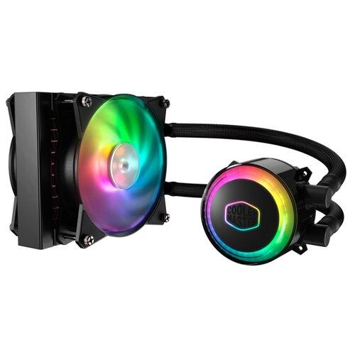Купить Система водяного охлаждения для процессора Cooler Master MasterLiquid ML120R RGB