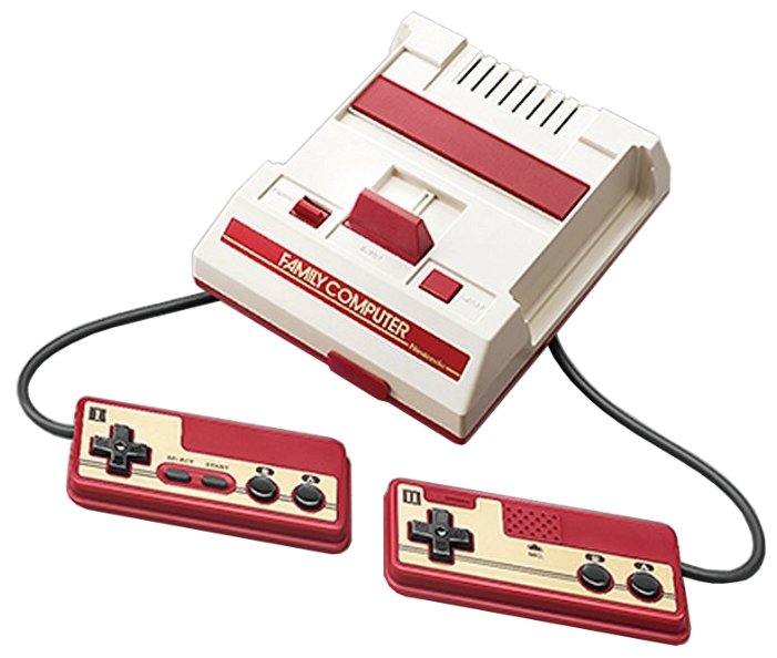 Nintendo Игровая приставка Nintendo Classic Mini: Family Computer