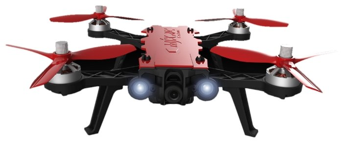 Квадрокоптер MJX Bugs 8 Pro красный фото 1
