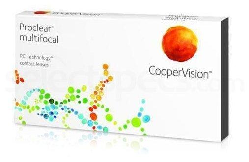 CooperVision Biofinity Multifocal (3 линзы)