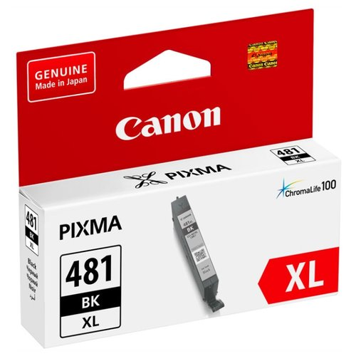 Фото - Картридж Canon CLI-481BK XL (2047C001) canon cli 451c xl голубой