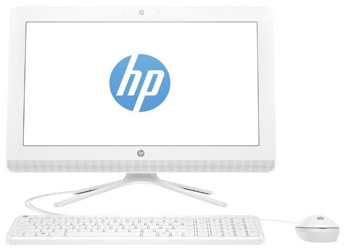 "Моноблок 19.5"" HP 20-c021ur (X0Z28EA)"