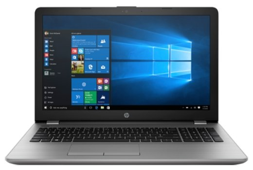 "Ноутбук HP 250 G6 (1WY52EA) (Intel Core i5 7200U 2500 MHz/15.6""/1366x768/4GB/500GB HDD/DVD-RW/Intel HD Graphics 620/Wi-Fi/Bluetooth/Windows 10 Pro)"