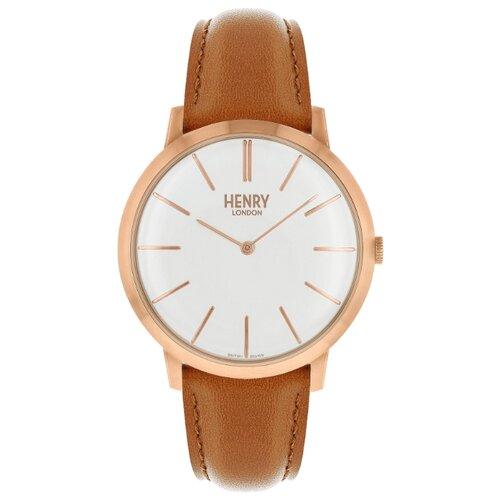 henry cotton s бермуды Наручные часы HENRY LONDON HL40-S-0240