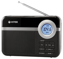 Лучшие Радиоприемники VITEK с часами