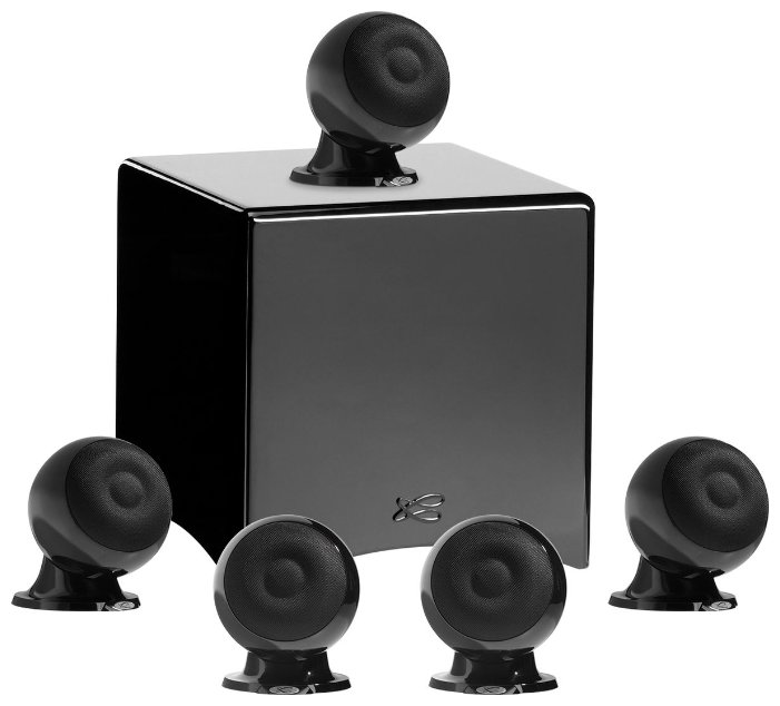 Cabasse Eole 3 System 5.1 WS