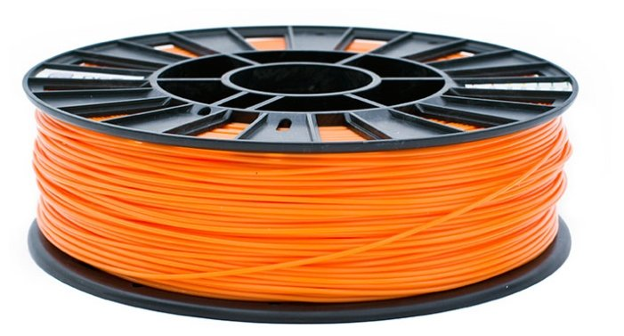 ABS пруток REC 1.75 мм оранжевый