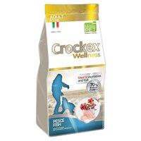 Crockex Wellness Adult Mini Pesce Fish Сухой корм для собак мелких пород с Рыбой и рисом 2 кг