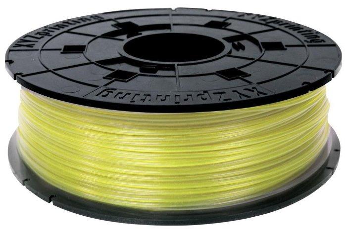 Сменная катушка пластика для картриджа XYZ PLA для Junior, RFPLCXEU03J, желтая