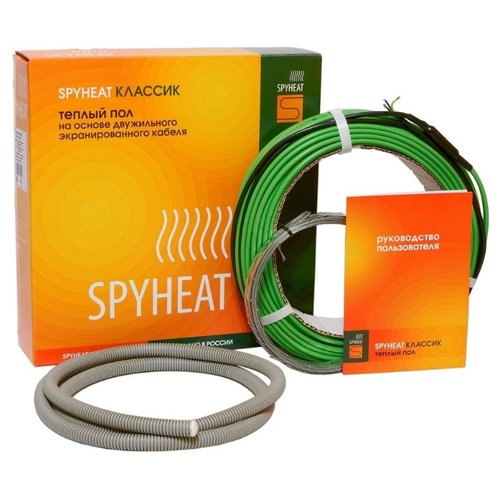Электрический теплый пол SpyHeat Классик SHD-15-1800Электрический теплый пол<br>
