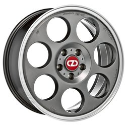 Колесные диски OZ Racing Anniversary 45 7x17/5x100 D68 ET35 Matt Titanium Diamond Lip