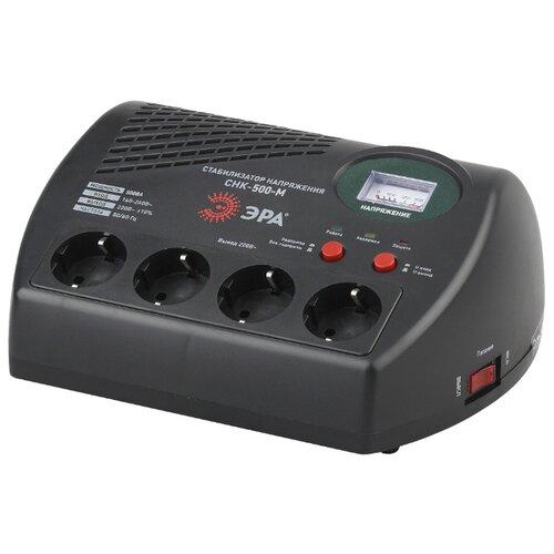 Стабилизатор напряжения ЭРА СНК-500-МСтабилизаторы напряжения<br>