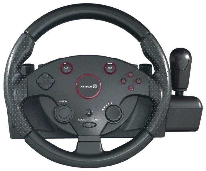 Руль Artplays Street Racing Wheel Turbo C900