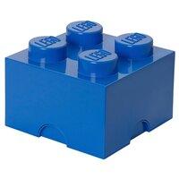 Контейнер LEGO 2х2 Knobs 25х25х18 см (4003)