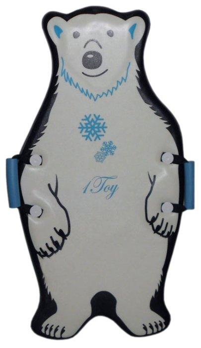 Ледянка 1 TOY Медведь (Т55322)