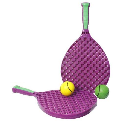Купить Набор для игры в теннис 1 TOY Kings Sport (Т59932), Спортивные игры и игрушки