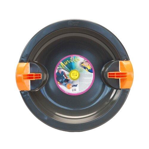 Ледянка KHW Fun UFO (7622) серый санки khw sr swiss bob 5320