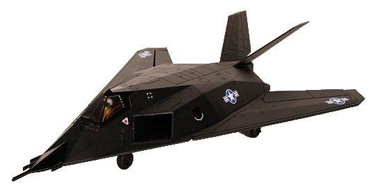 Сборная модель Моделист Самолет-невидимка F-117А