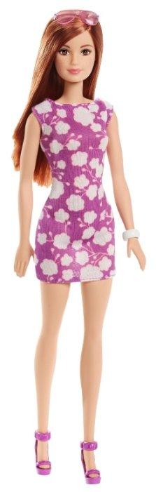 Кукла Barbie в модном платье, DMP25
