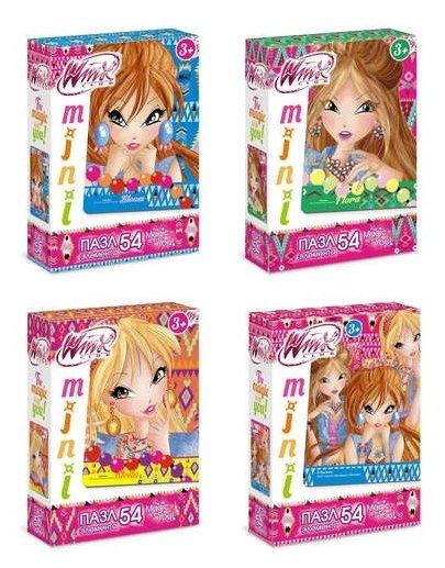 Пазл Origami Winx Club Ethnic (02638) в ассортименте, 54 дет.