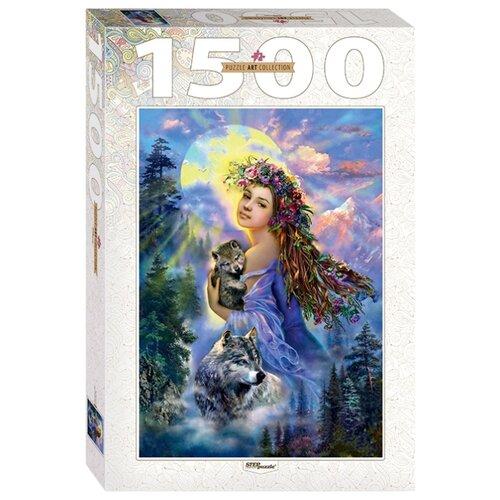 Купить Пазл Step puzzle На рассвете (83061), 1500 дет., Пазлы