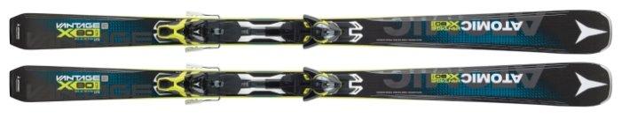 Горные лыжи ATOMIC Vantage X 80 CTI (17/18)