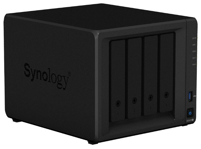 Сетевой накопитель (NAS) Synology DS918+